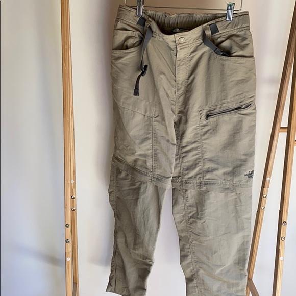 Convertible hiking pants/shorts